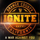 Albumcover: Ignite - A War Against You