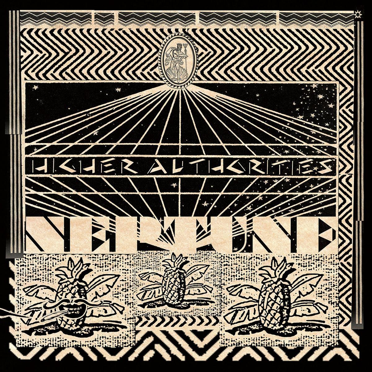 Albumcover: Higher Authorities -- Neptune