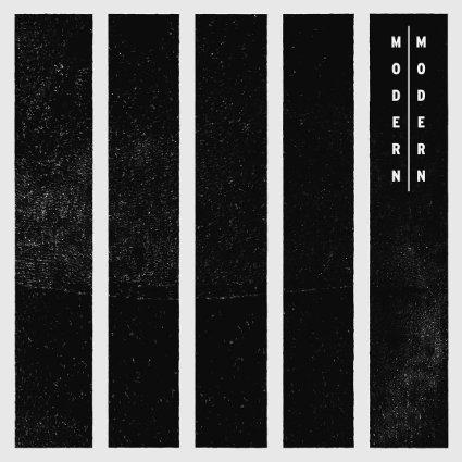 Albumcover: Leo Hört Rauschen - Modern Modern