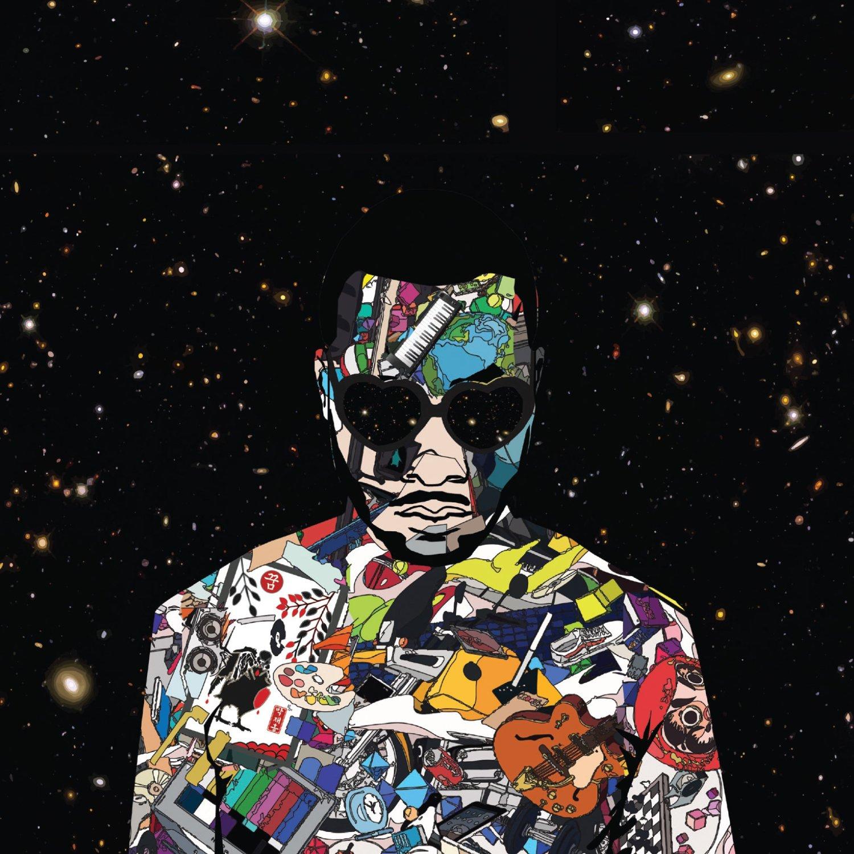 Cover: Seven Davis Jr -- Universes